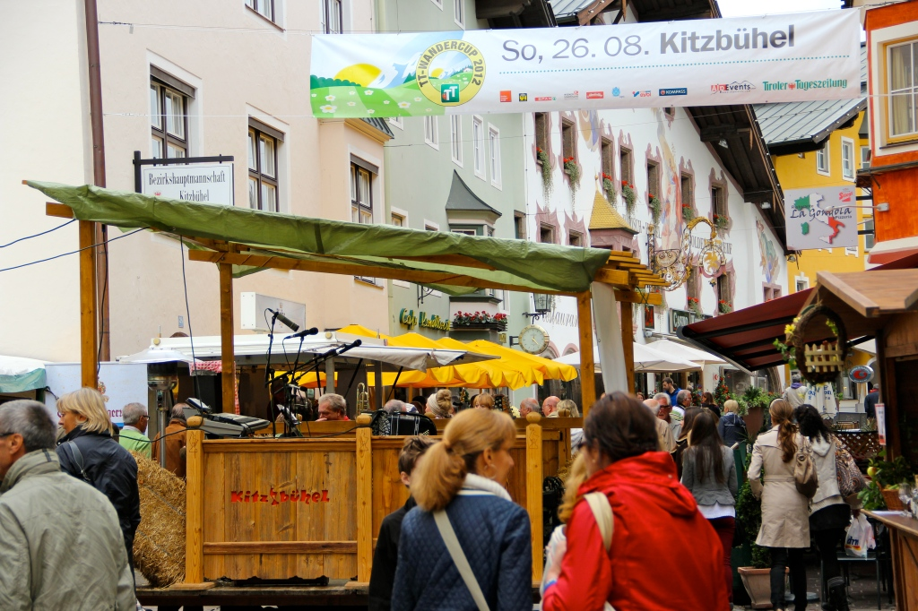 Kitzbühel: jewel of Austria